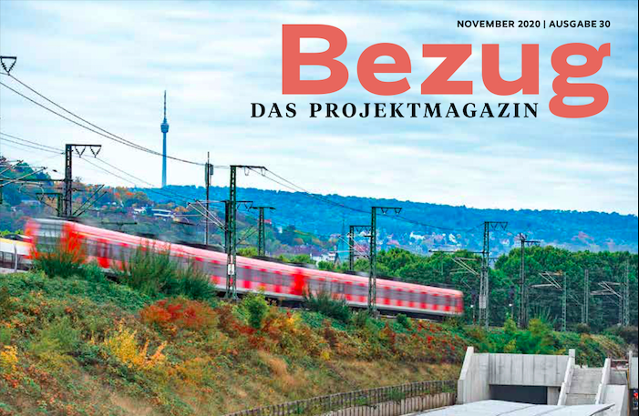 BEZUG 30 - Aktuelle Ausgabe