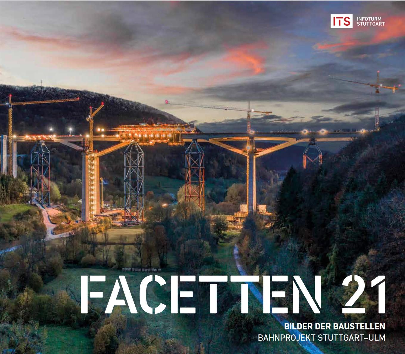 Cover der 2. Auflage des Bildbandes Facetten 21